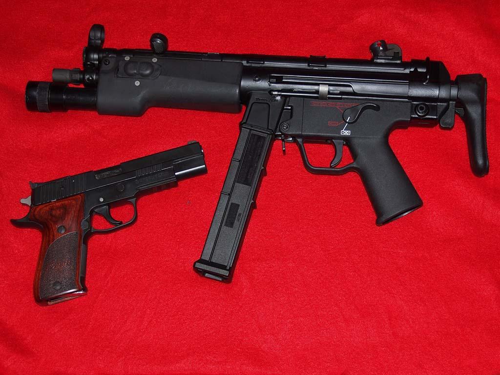 HK MP5/10