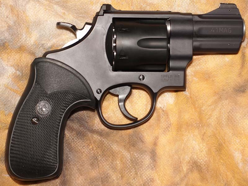 Scandium revolvers need to go back to smith every 1500 357 mag rounds?