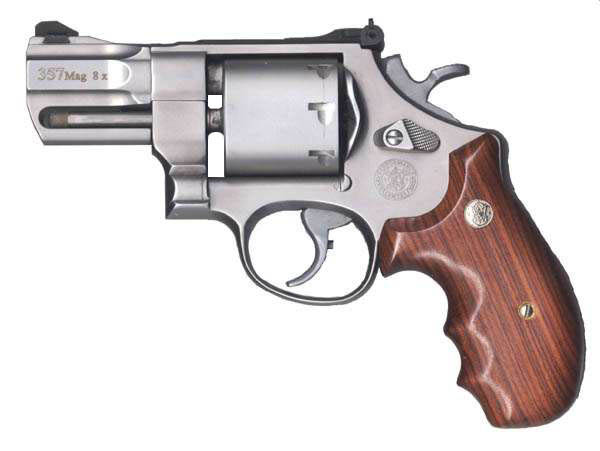Thread: The S&W 8 Shot Personal Defense Revolver