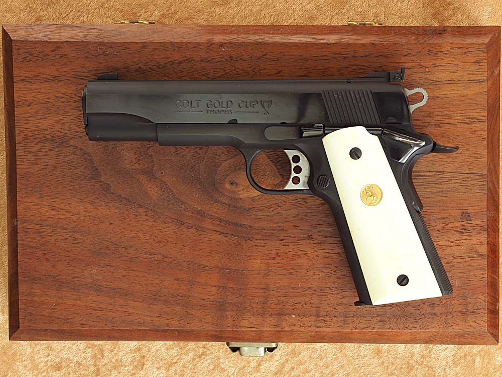 What do you like for 1911 grips? - Topic