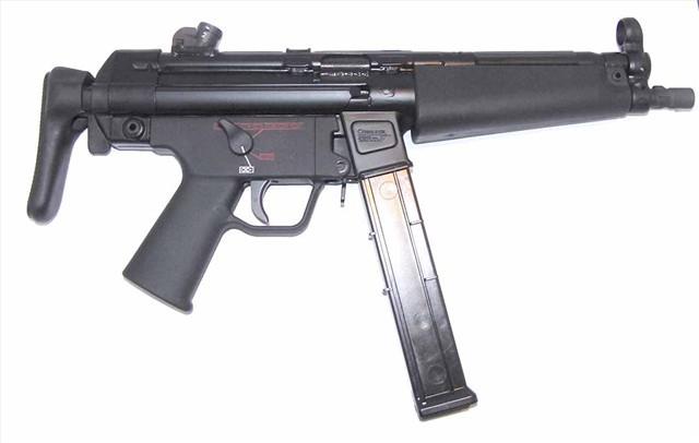 SHOT SHOW 2016: MP5/10mm - YouTube