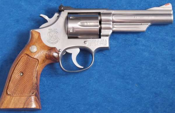 smith and wesson highway patrol 357 serial number
