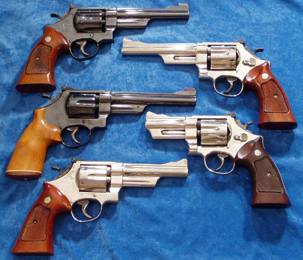 It Was A Toss Up Between That Model 27 And 6 Blue Python I Really Loved The Look Of Young So Money Ended Being