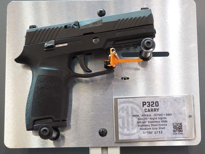 Sig P320 vs CZ P-07 - Calguns net
