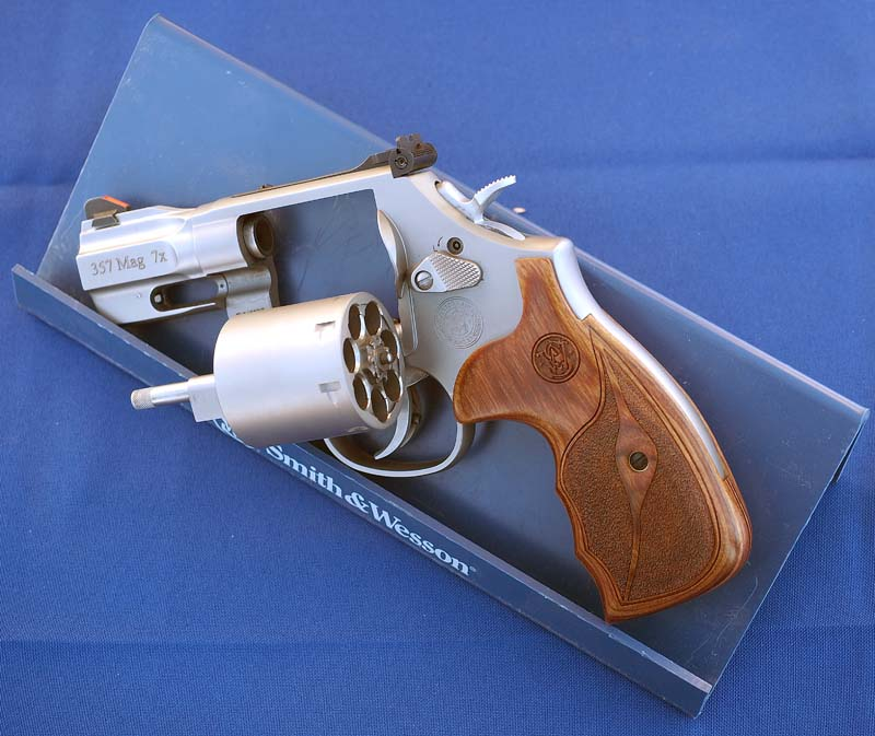 dating s&w 686 Lejre