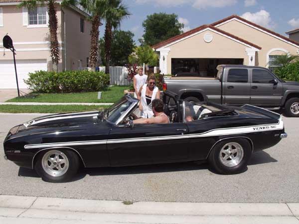 1969 Yenko Camaro Convertible